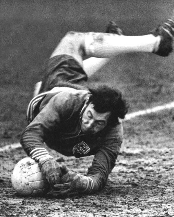 Gordon Banks nazionale