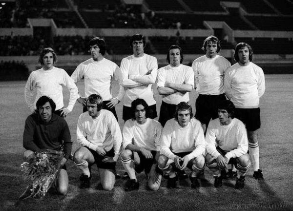 Stoke City 1971